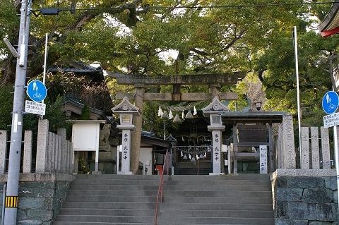 津田八幡神社