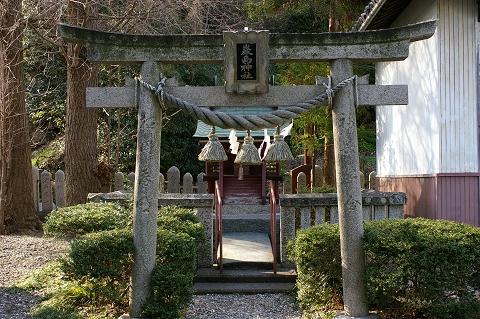 境内社 厳島神社