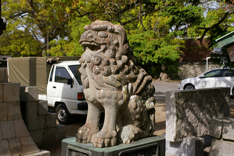 狛犬1(右)