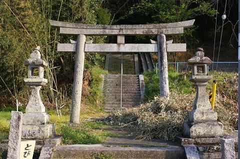 白鳥神社 二の鳥居