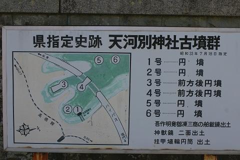古墳群地図