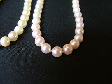 あこや真珠ピンク