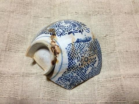 古川の渡し 陶片9