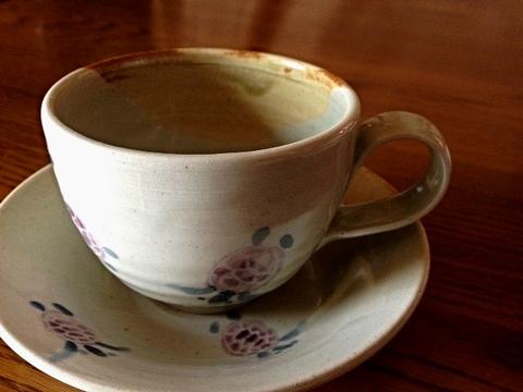 海亀コーヒーカップ