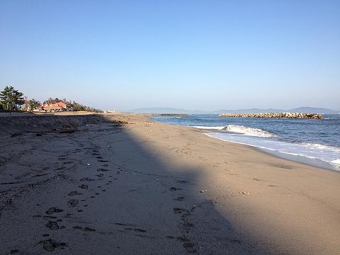 皆生の浜3