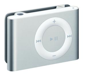新型iPod shuffle