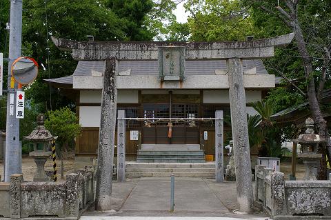 冨吉八幡神社