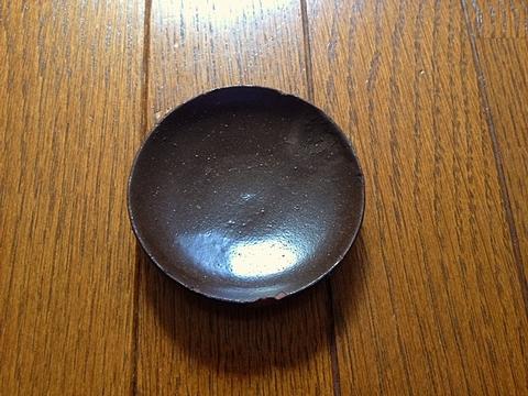 大谷焼小皿