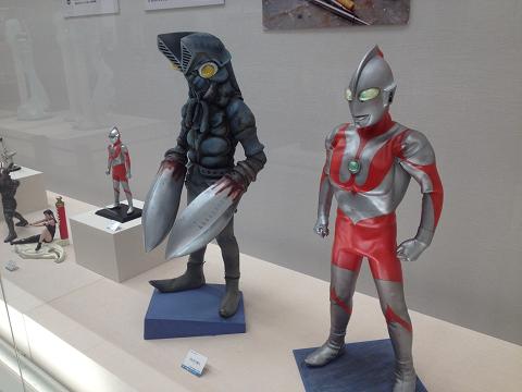 ウルトラマンとバルタン星人