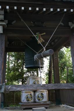 霊山寺の鐘
